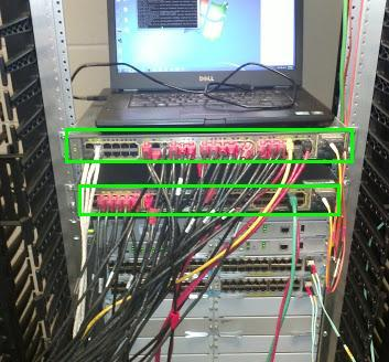 separated vlans